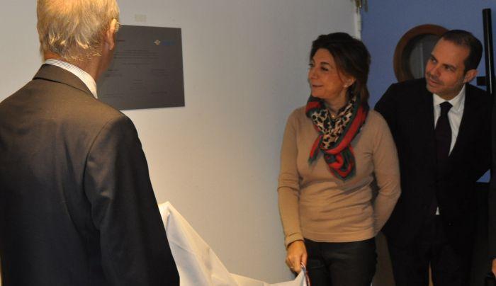 Médecine néonatale - Inauguration par Martine Vassal