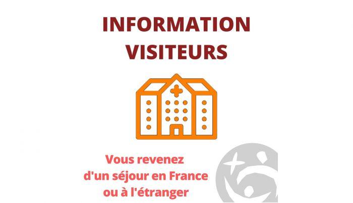 Information Séjours