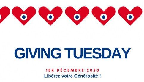 #GivingTuesdayFr