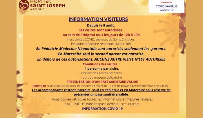 Information Visiteurs